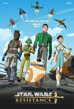 telecharger Star Wars Resistance S02E03 FRENCH HDTV torrent9