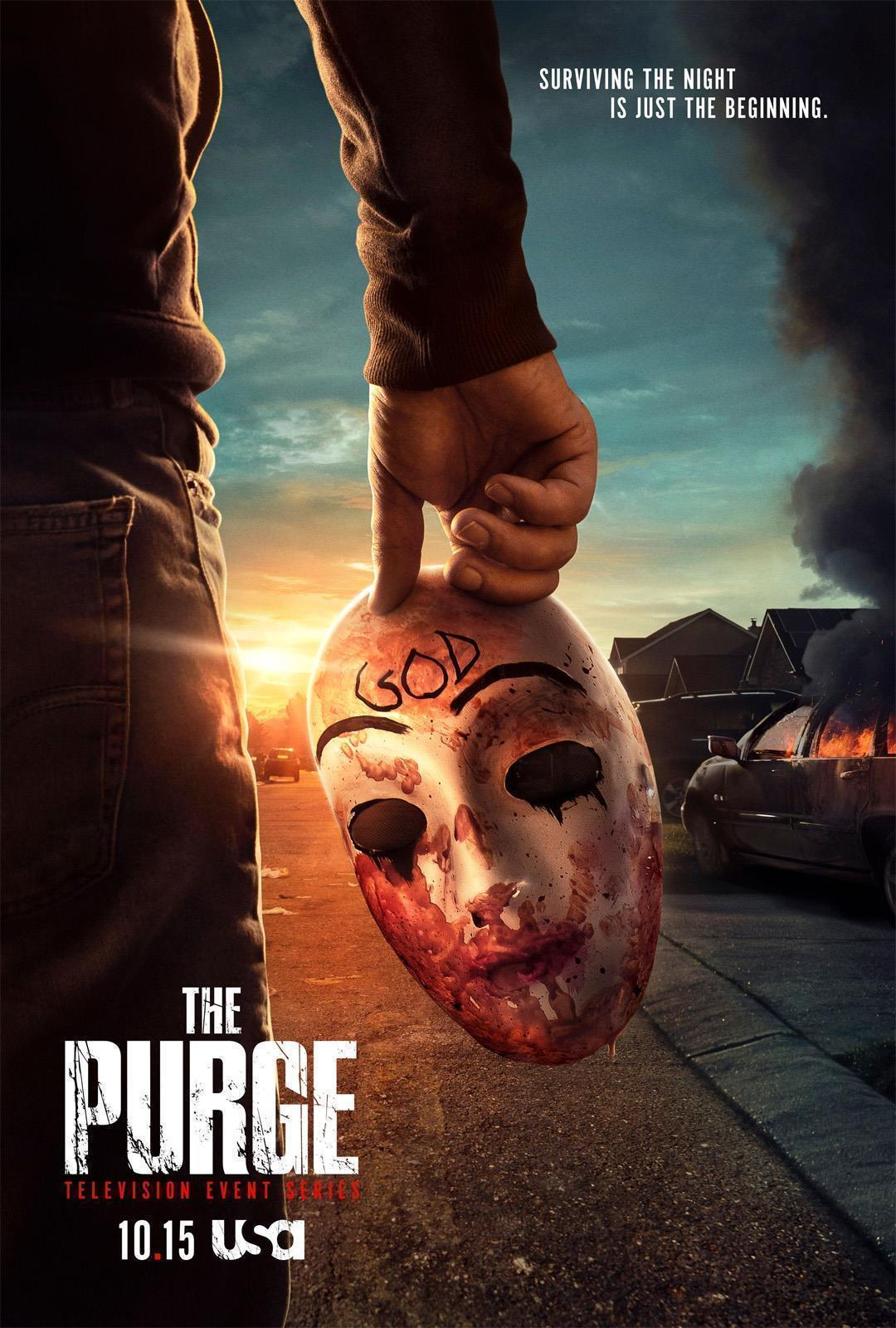 telecharger The Purge / American Nightmare S02E01 VOSTFR HDTV torrent9