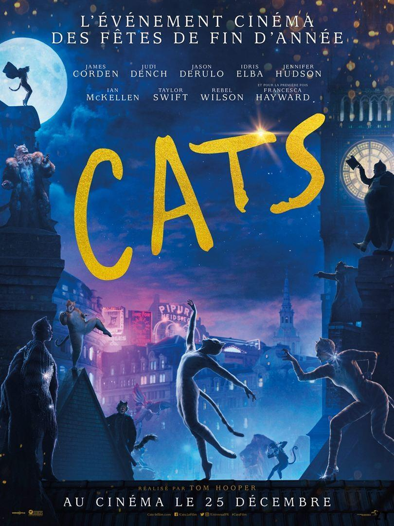 telecharger Cats 2019 TRUEFRENCH 720p HC HDRiP MD x264-STVFRV torrent9