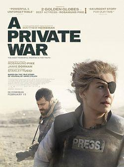 telecharger A Private War 2018 MULTi 1080p BluRay x264 AC3-T9