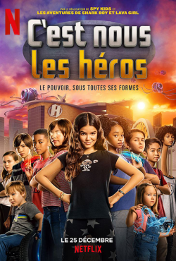 telecharger We Can Be Heroes 2020 FRENCH 720p WEB x264-EXTREME torrent9
