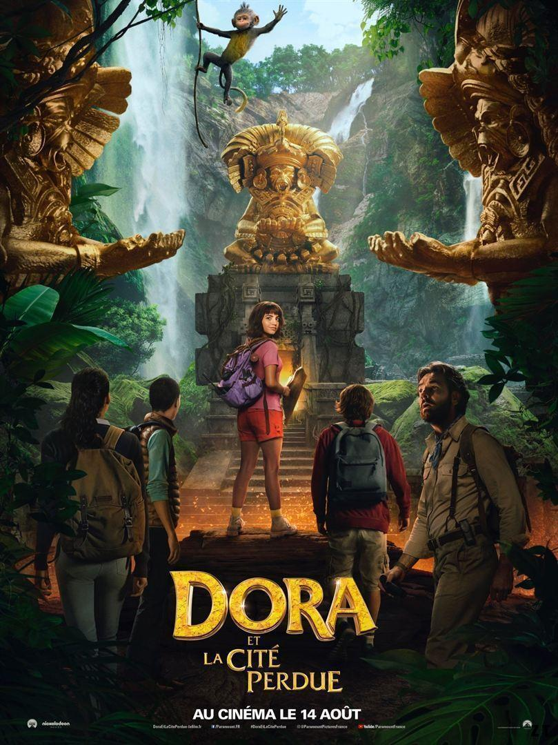 telecharger Dora And The Lost City Of Gold 2019 FRENCH CAM XViD-DORA torrent9