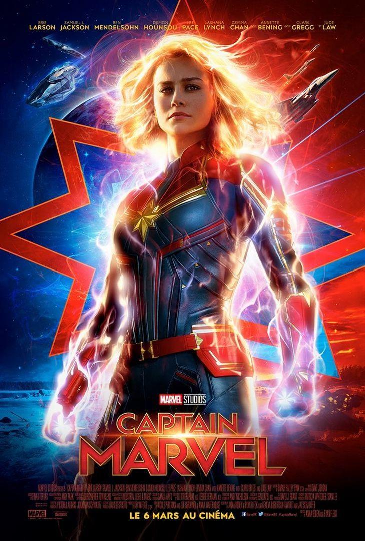 telecharger Captain Marvel TRUEFRENCH HDRiP MD 2019 torrent9