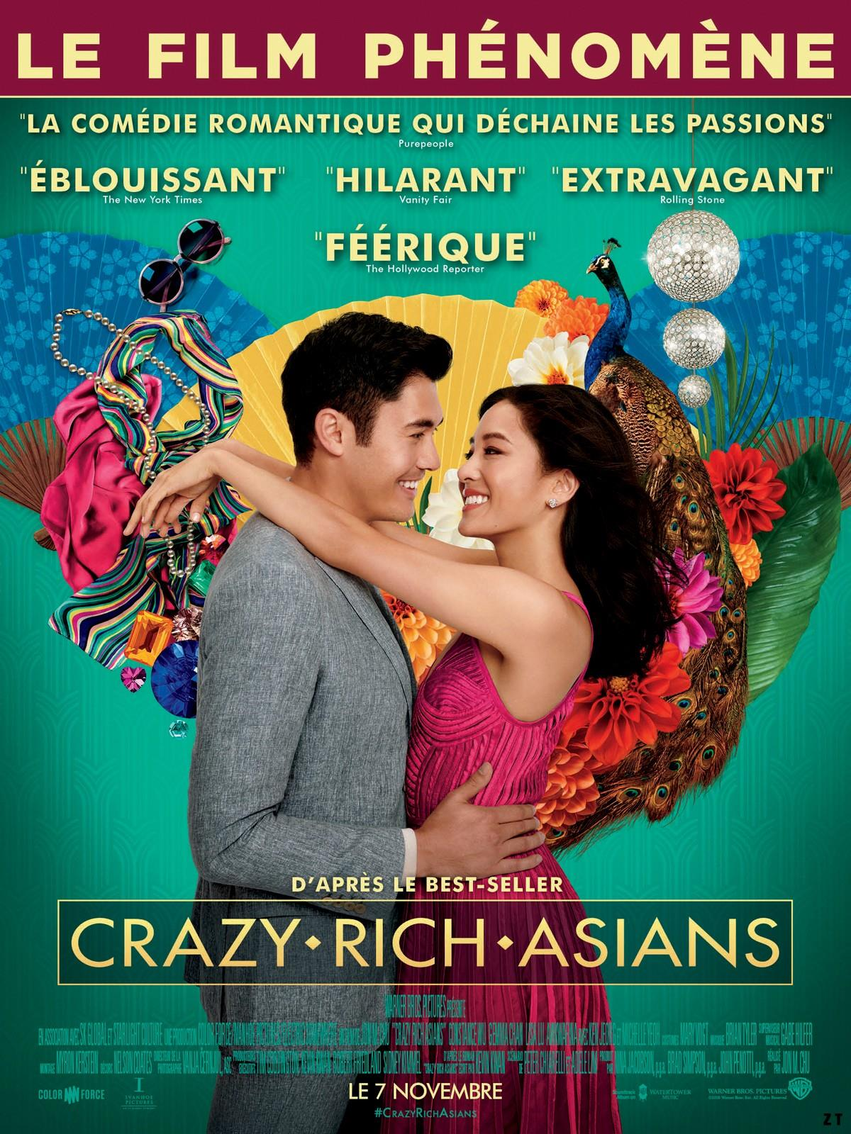 telecharger Crazy Rich Asians 2018 TRUEFRENCH 720p BluRay x264 AC3 torrent9