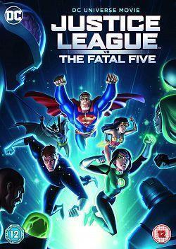 telecharger Justice League vs the Fatal Five 2019 MULTi 1080p BluRay x264 AC3-EXTREME torrent9