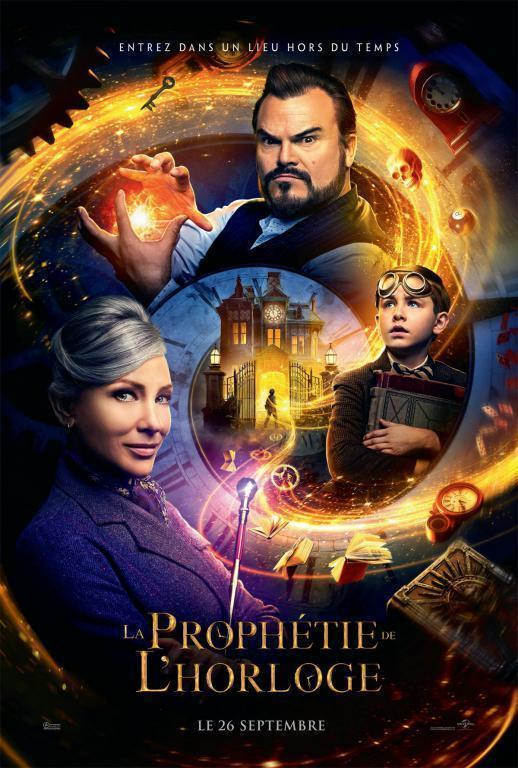 telecharger The House With A Clock In Its Walls 2018 FRENCH 720p BluRay DTS x264-NEO torrent9