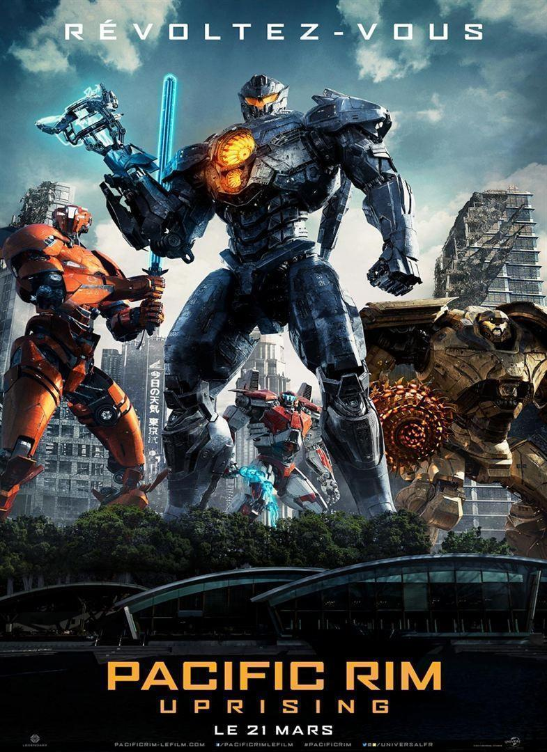 telecharger Pacific Rim Uprising 2018 TRUEFRENCH 720p BluRay x264 torrent9