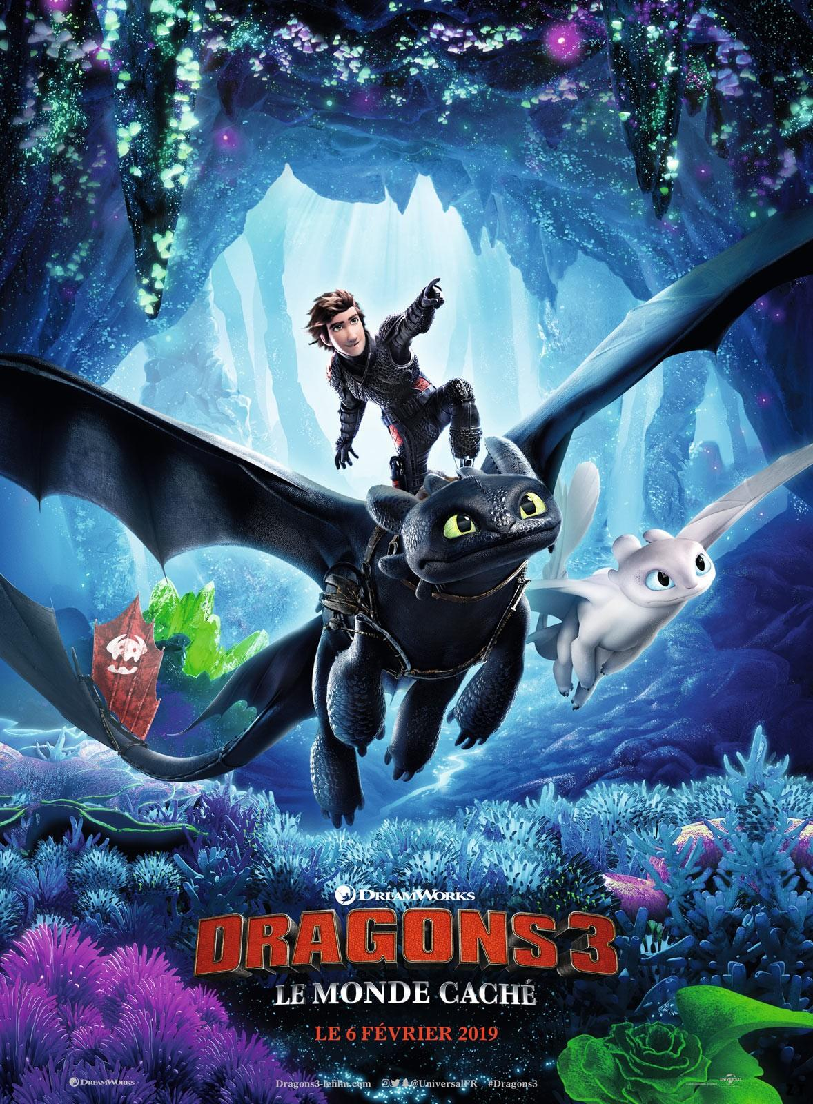 telecharger Dragon 3 2019 TRUEFRENCH BDRip XviD-FuN torrent9