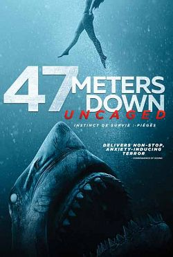 telecharger 47 Meters Down Uncaged 2019 FRENCH 720p BluRay x264 AC3-FRATERNiTY zone telechargement