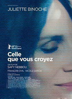 telecharger Celle que Vous Croyez FRENCH BluRay 1080p 2019 torrent9