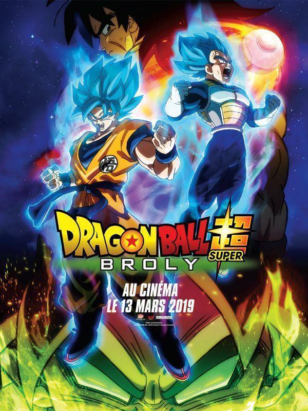 telecharger Dragon Ball Super Broly 2018 FRENCH 720p BluRay DTS x264-KAZETV torrent9