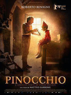 telecharger Pinocchio 2019 MULTi 1080p WEB H264-CiELOS torrent9
