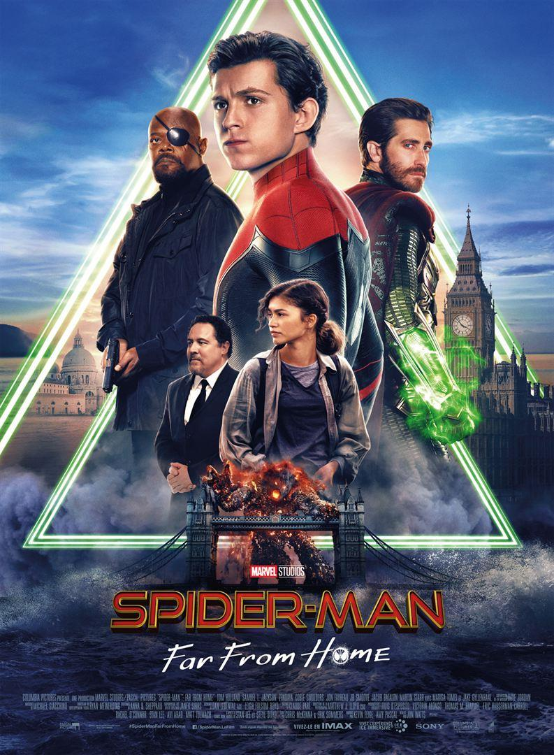 telecharger Spider-Man Far from Home 2019 VOSTFR BRRip XviD AC3-ACOOL