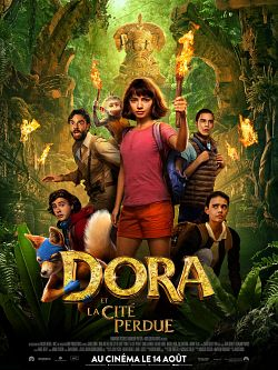 telecharger Dora and the Lost City of Gold 2019 FRENCH 720p BluRay x264 AC3-EXTREME