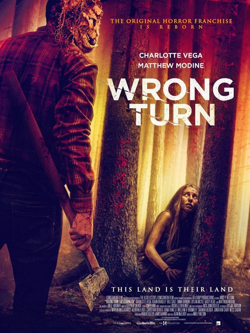 telecharger Wrong Turn 2021 BDRiP SUBFRENCH XViD-CZ530
