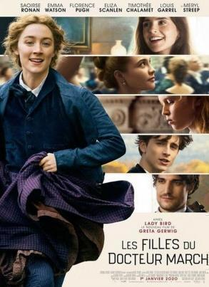 telecharger Little Women 2019 TRUEFRENCH HDTS MD XViD-STVFRV