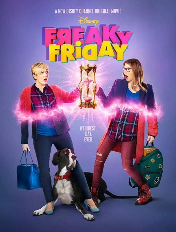 telecharger Freaky Friday 2018 TRUEFRENCH HDRiP XViD-STVFRV torrent9