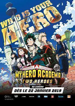 telecharger My Hero Academia Two Heroes 2018 FRENCH 720p BluRay DTS x264-KAZETV torrent9