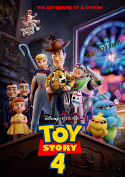 telecharger Toy Story 4 2019 MULTi 1080p BluRay x264 AC3-EXTREME torrent9