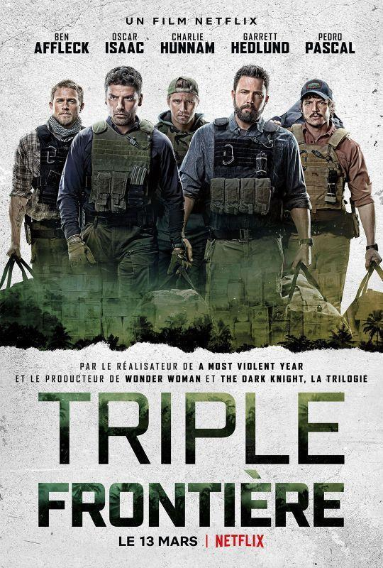 telecharger Triple Frontier 2019 FRENCH WEBRip XviD-EXTREME