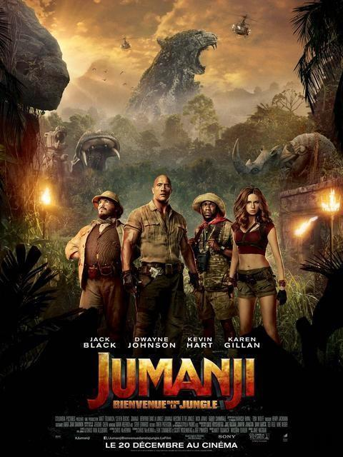 telecharger Jumanji Welcome to the Jungle 2017 MULTI 1080p BluRay x264-VENUE