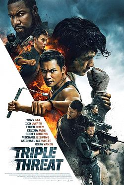 telecharger Triple Threat 2019 FRENCH 720p BluRay x264 AC3-EXTREME zone telechargement