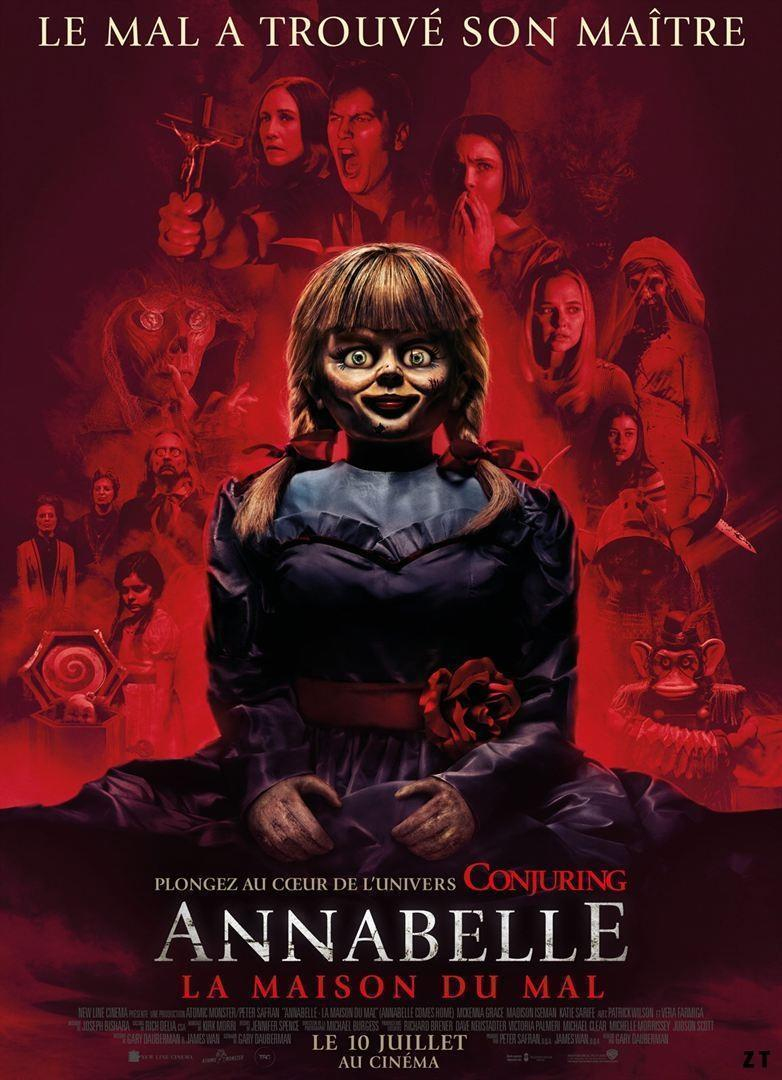 telecharger Annabelle Comes Home FRENCH TS MD XVID-ACH torrent9