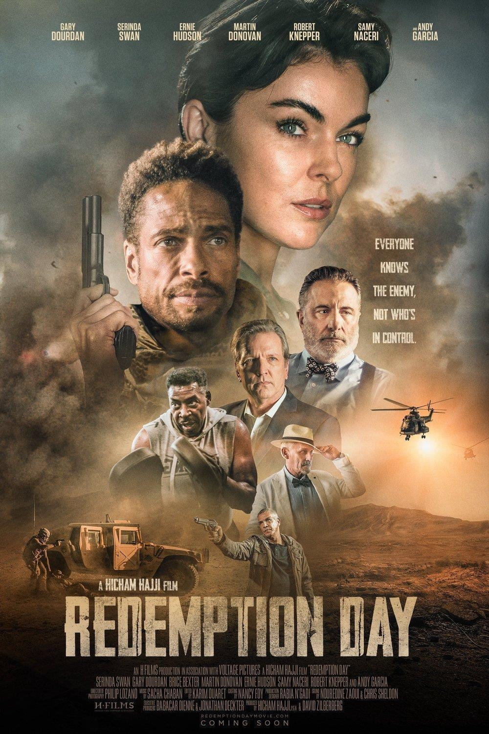 telecharger Redemption Day 2021 FRENCH WEBRiP LD XViD-CZ530 torrent9