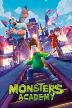 telecharger Cranston Academy Monster Zone 2020 MULTi 1080p BluRay x264 AC3-EXTREME