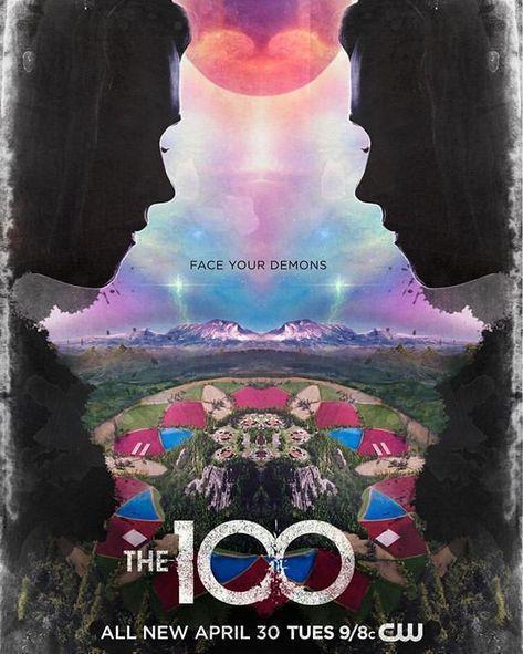 telecharger The 100 S06E02 FRENCH HDTV torrent9