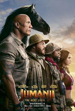 telecharger Jumanji The Next Level 2019 MULTi 1080p BluRay DTS x264-EXTREME torrent9