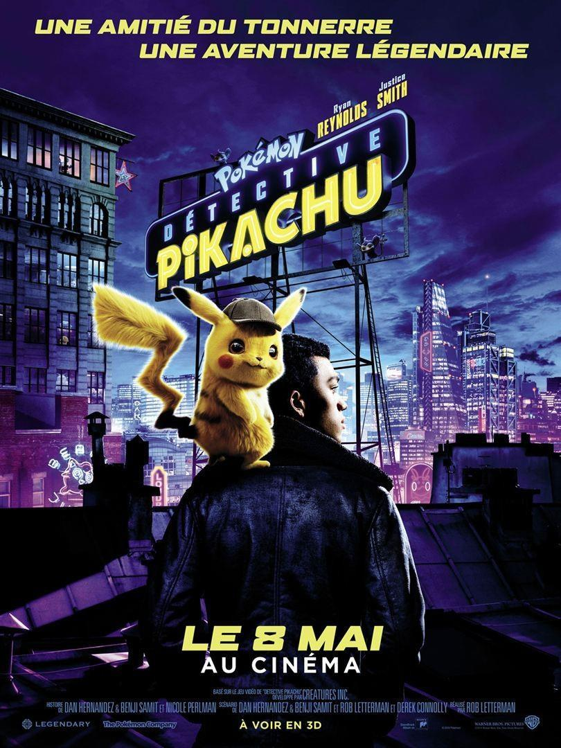 telecharger Pokemon Detective Pikachu 2019 MULTi 1080p BluRay x264-NTK torrent9