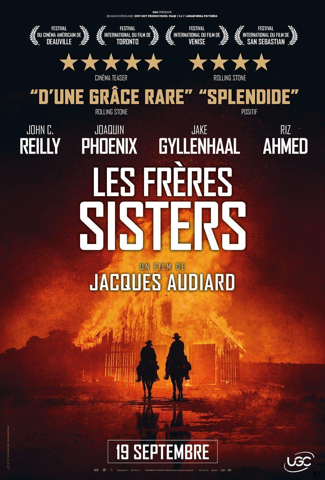 telecharger The Sisters Brothers 2018 MULTi 1080p BluRay DTS x264-LOST torrent9