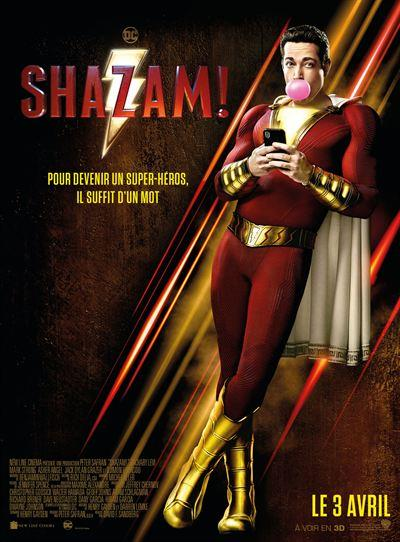 telecharger Shazam! TRUEFRENCH DVDSCR 2019 torrent9