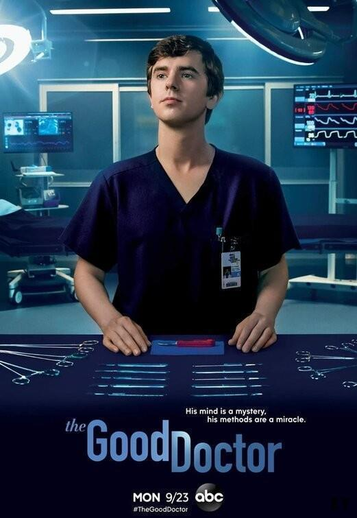 telecharger The Good Doctor S03E01 VOSTFR HDTV torrent9