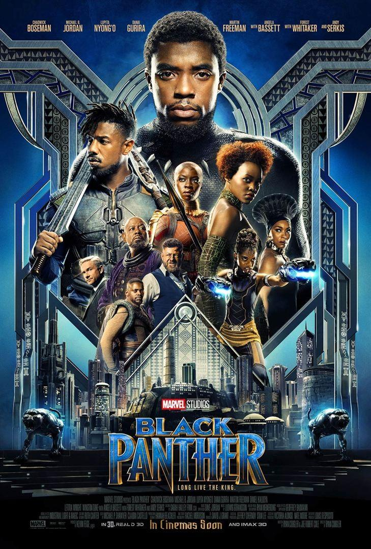telecharger Black Panther 2018 MULTi 1080p BluRay x264-VENUE torrent9