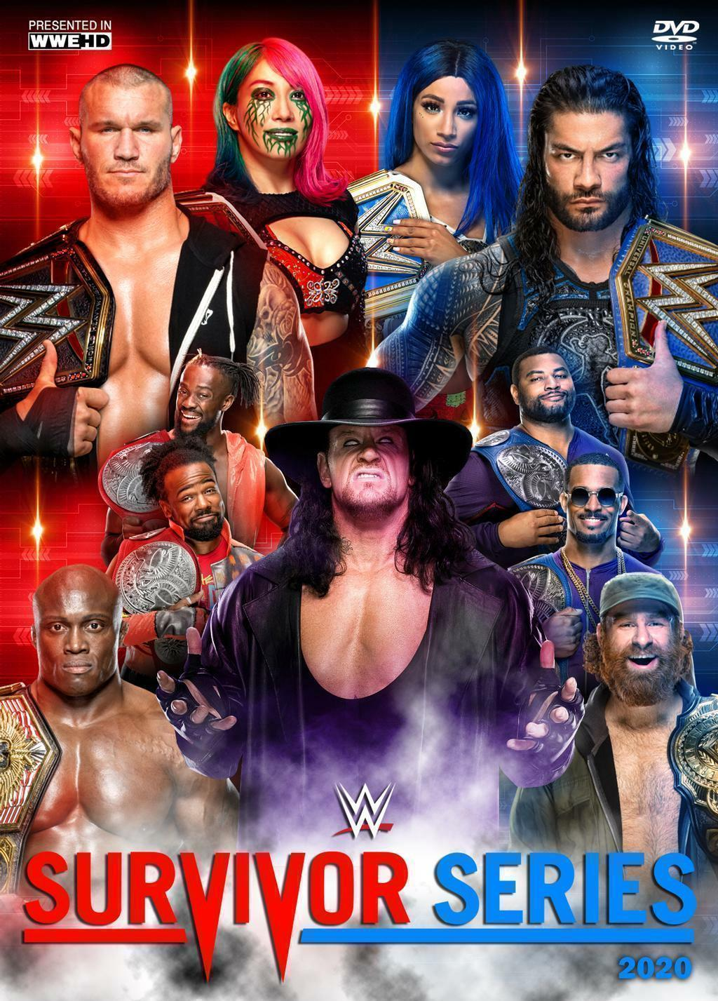 telecharger WWE Survivor Series PPV WEBRIP 2020 torrent9