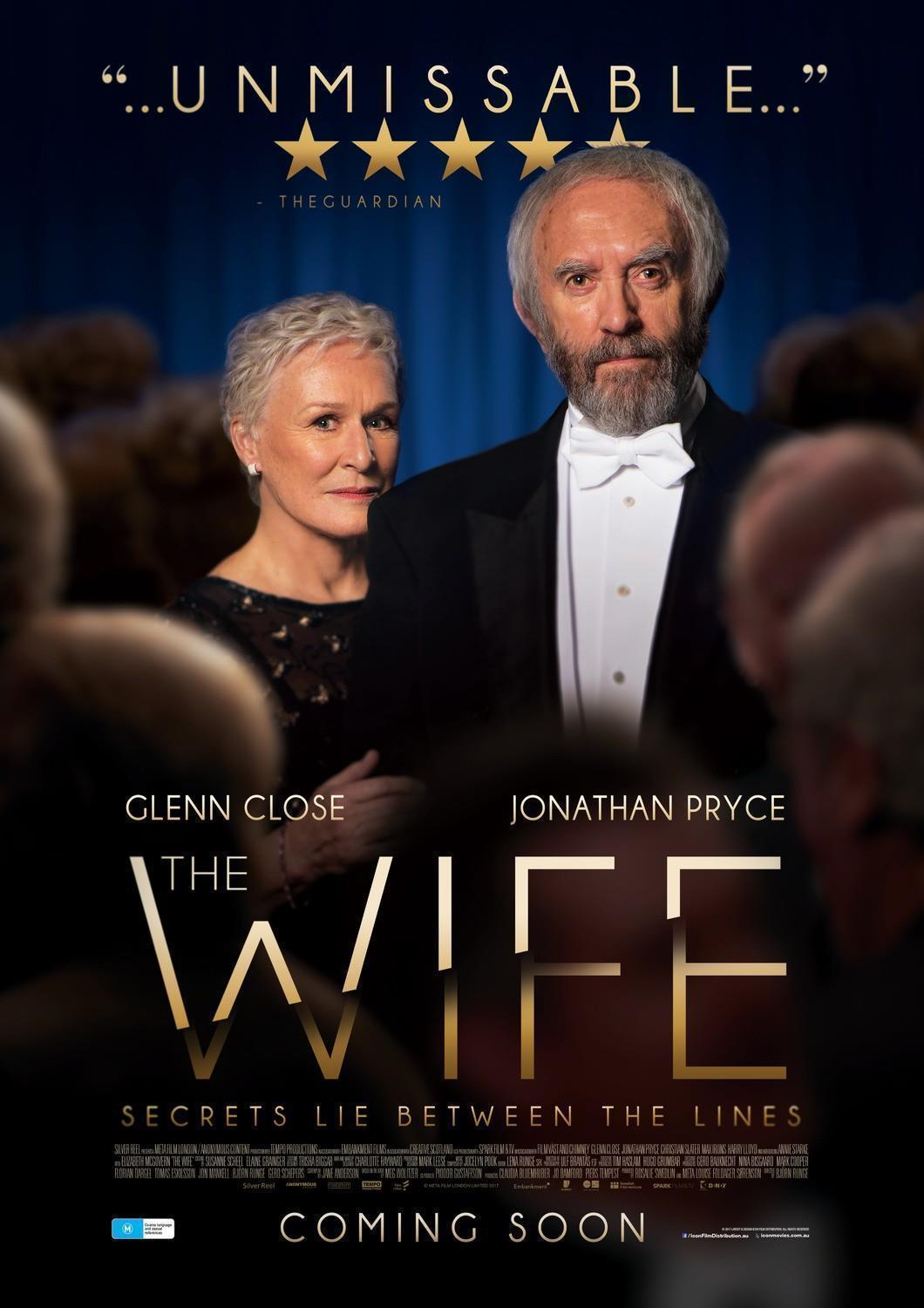 telecharger The Wife 2017 MULTi 1080p BluRay x264