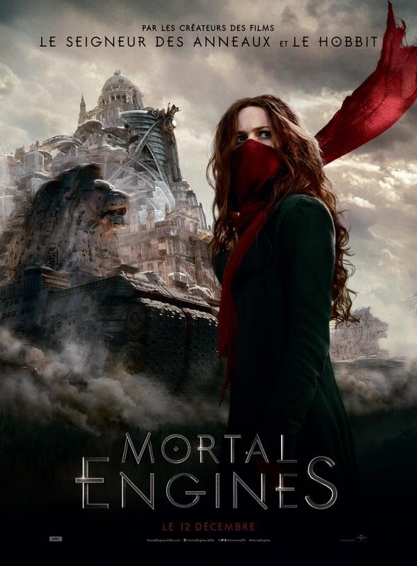 telecharger Mortal Engines 2018 MULTI TRUEFRENCH 1080p BluRay x264 torrent9